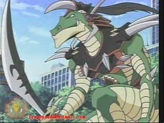 Alligator Sword