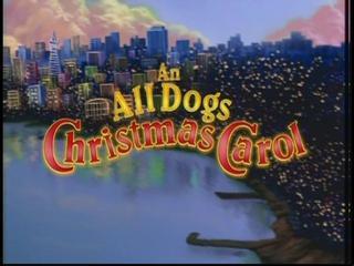 2 alldogschristmascaroljpg - All Dogs Christmas Carol