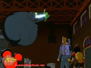 Extreme Ghostbusters : Inflation: Weight Gain