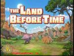 Land Before Time, The Series