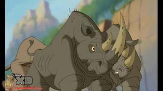 Tarzan 2 Characters Legend of Tarzan : Rhi...
