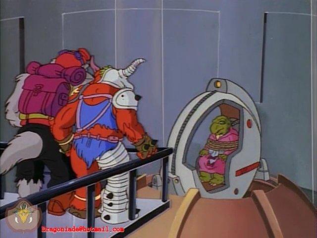 Teenage Mutant Ninja Turtles 1987 Bull