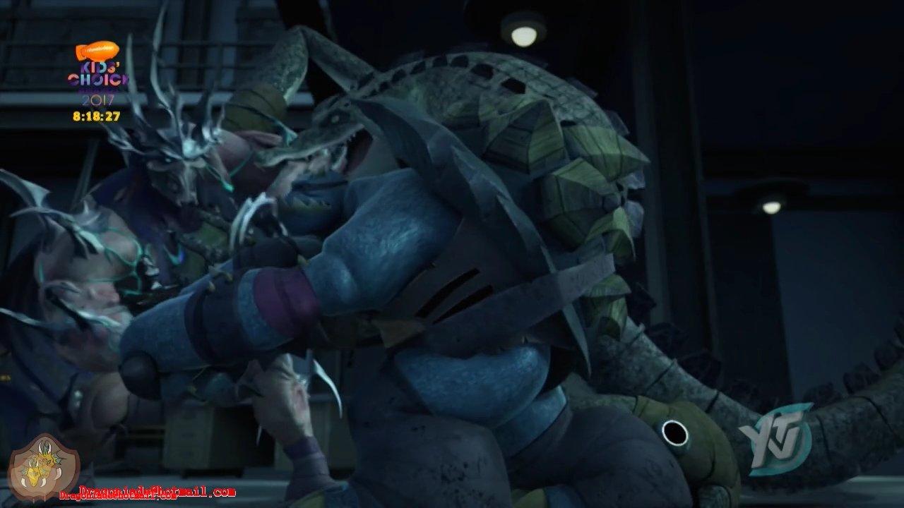 Teenage Mutant Ninja Turtles 2012 Reptile Various