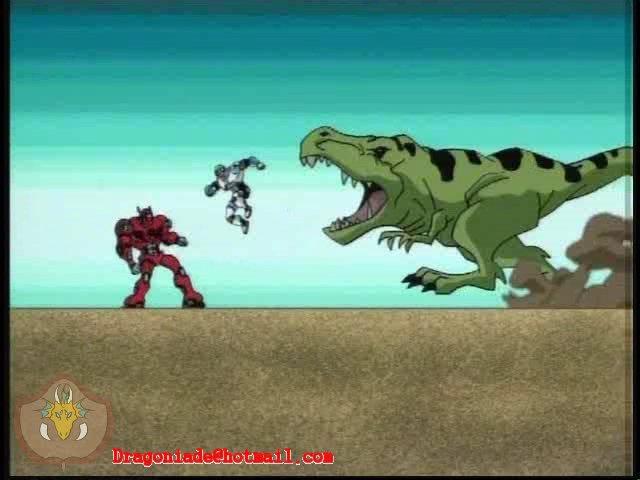 Teen Titans Animal Tf Tyrannosaurus Rex
